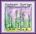 Sixteen sprigs